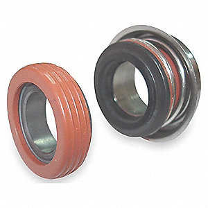 SHAFT SEAL, 5/8 IN,VITON,SILICON CA