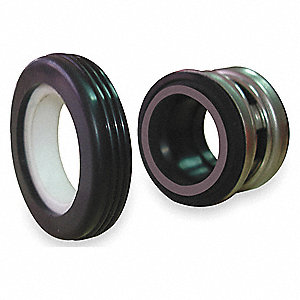 SHAFT SEAL,7/8 IN, BUNA, CARBON, CE