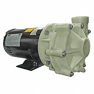 CENTRIFUGALPUMP, 1/2HP,3 PH,208-230