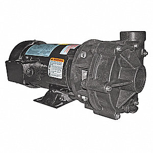 CENTRIFUGALPUMP, 3/4HP,3 PH,208-230