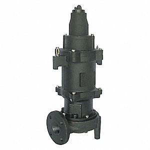 GRINDER PUMP,7.5 HP,230 VOLTS,24.64