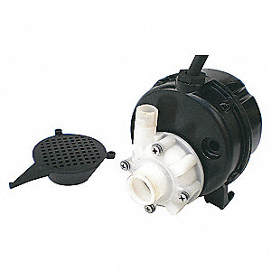 PUMP,SUBMERSIBLE, 1/90HP