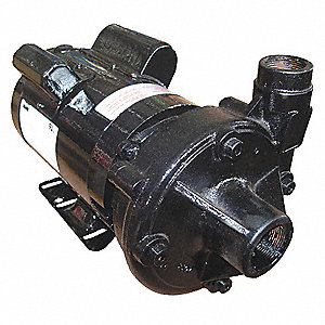 CENTRIFUGAL PUMP, 2 HP, 1PH, 115/2
