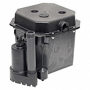 SINK PUMP SYSTEM,1/2 HP,115V,CAST I