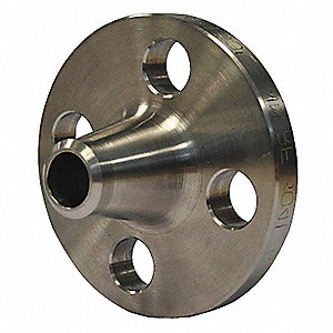 WELD NECK FLANGE,SZ 1 1/2 IN,WELDED