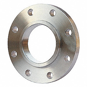 FLANGE,6 IN,THREADED,316 STAINLESS