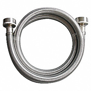 BRAIDED CONNECTOR,3/4 FHT X 3/4 FHT