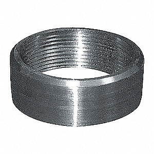 HALF COUPLING,2 1/2 IN,THREADED,316
