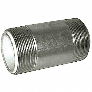DIELECTRIC NIPPLE, 3/4 IN.NPT CONNE