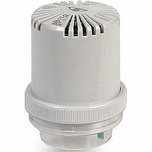 Tower Light Sounder Tier, 0.010A AC Current Drawn, Polycarbonate Housing Material, 55mm Diameter, 2.