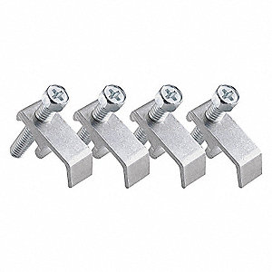 SINK CLIPS,TYPE M,PK 4