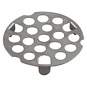 DRAIN PROTECTOR,PIPE DIA 1 7/8 IN