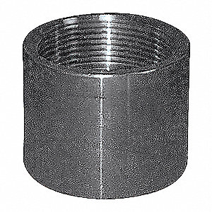 COUPLING,3/4 IN,THREADED,316 SS