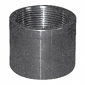 COUPLING,3/8 IN,304 STAINLESS STEEL