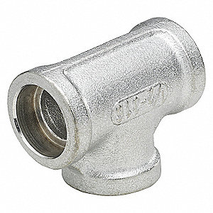 TEE,1 1/2 IN,SOCKET WELD,316 SS