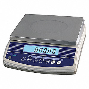 WEIGHING SCALE,SS PLATFORM,3KG/ 7 L