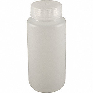 BOTTLE,500 ML,16 OZ,NARROW MOUTH,PK12