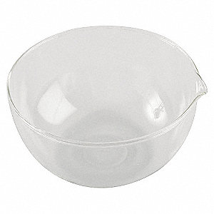EVAPORATING DISH,GLASS,90 X 50MM