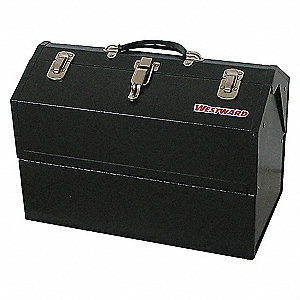 PORTABLE TOOL BOX,18 WX10 DX12-5/8