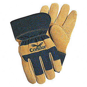 COLD PROTECTION GLOVES,XL,BLACK/GRA