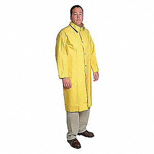 RAINCOAT,YELLOW,3XL