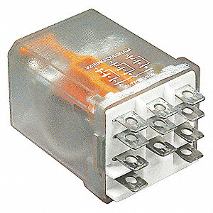 RELAY,POWER,3PDT,120VAC,COIL VOLTS