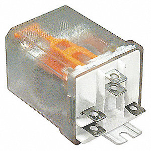RELAY,POWER,SPDT-NC,240VAC,COIL VOL