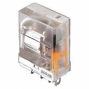 RELAY,ICE CUBE,SPDT,240VAC,COIL VOL