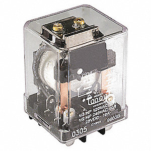 RELAY,LATCHING,DPDT,24VDC,COIL VOLT