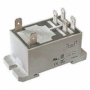 RELAY,POWER,DPST-NO,110VDC,COIL VOL