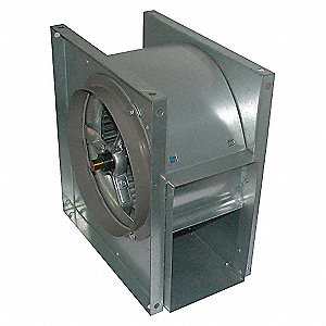 BLOWER,DUCT,22-1/8 IN,LESS DRIVE PK