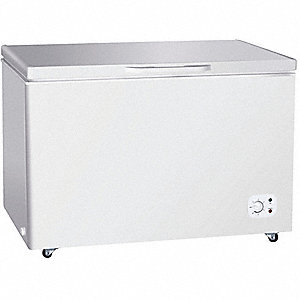 CHEST FREEZER, 14.7CU-FT