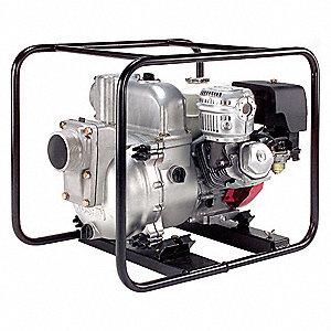 ENGINE TRASH PUMP,9.5 HP
