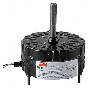 HVAC MOTOR,1/7 HP,1050 RPM,120V