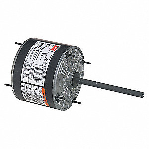 CONDENSER FAN MOTOR,1/3 HP,1075 RPM