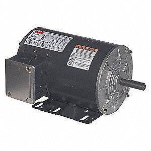 MTR,3 PH,1 HP,1725,208-230/460V,EFF