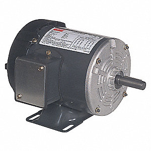 MTR,3 PH,3/4HP,1725,208-230/460,EFF