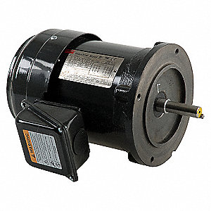 MOTOR,3 PH,1.5 HP,1140,230/460V,EFF