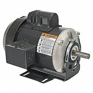 GP MTR,CS,TEFC,1/2 HP,1725 RPM,56