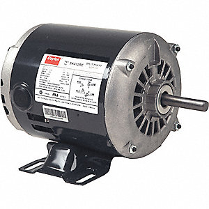 GP MTR,SPLIT PH,ODP,1/2 HP,1725 RPM