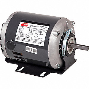 GP MTR,SPLIT PH,ODP,1/3 HP,1725 RPM