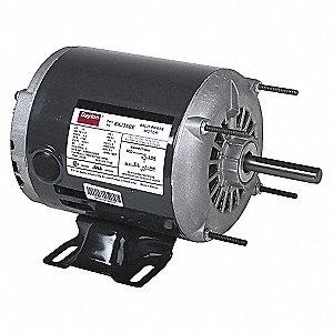 GP MTR,SPLIT PH,ODP,1/4 HP,1725 RPM