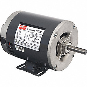GP MTR,SPLIT PH,ODP,3/4 HP,1725 RPM