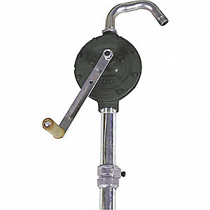 DRUM PUMP, DISCHARGE TUBE 12 IN. L