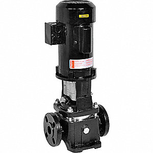 BOOSTER PUMP, 1/2 HP,1 PH, 2 STAGES