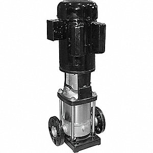BOOSTER PUMP, 2 HP,1 PH, 5 STAGES