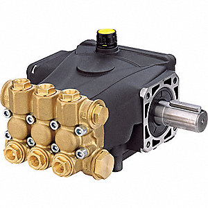 PRESSURE WASHER PUMP,3.5 GPM,1/2F X