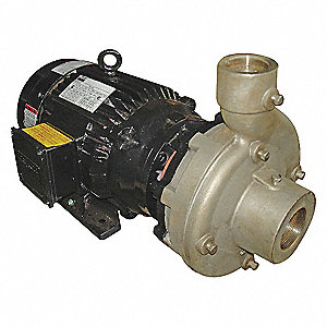 PUMP,CENTRIFUGAL,5 HP,13.4-12.6/6.3