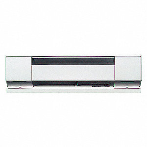 ELECTRIC HEATER,1706 BTUH,30 IN. L