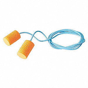 EARPLUGS,UNCORDED,100 PR/BX